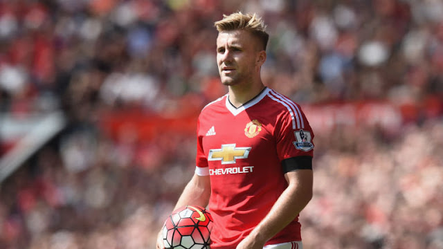 Fullback Manchester United Ini Dicoret Dari Timnas Inggris