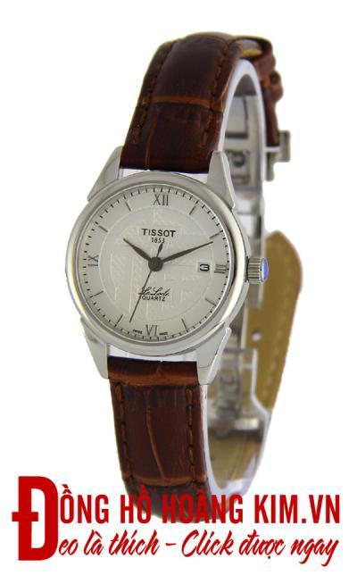 đồng hồ tissot nữ mới về đẹp