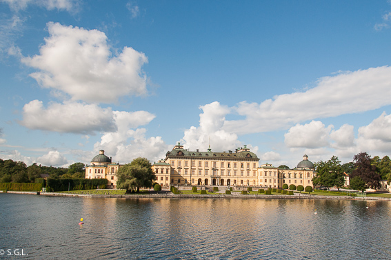 Palacio Drottningholm en Estocolmo. 7 cosas que no te puedes perder en Estocolmo