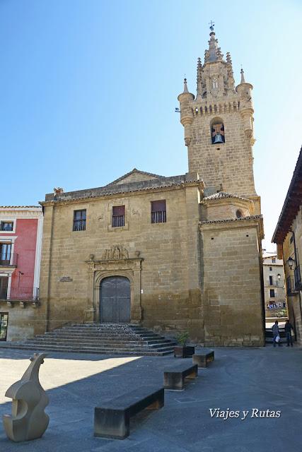 Iglesia de Santa María, Uncastillo, Zaragoza