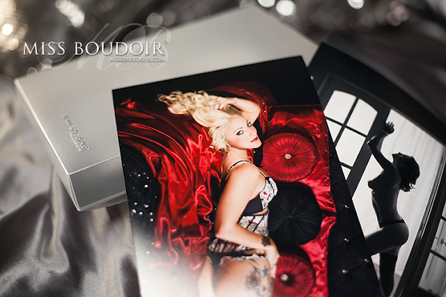 Boudoir photography prints