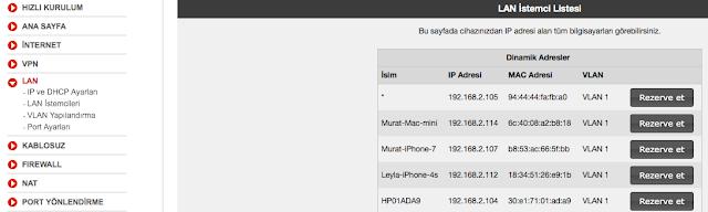 DigiByte Core Yerel IP Sabitleme