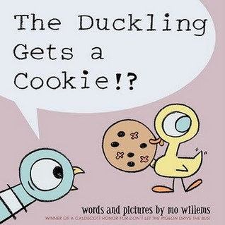 The Duckling Gets A Cookie!? Book Cover