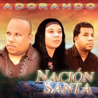 Nación Santa-Adorando-