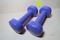 ausgepackt: Songmics 2er Set Kurzhanteln Gymnastik Hantel verschiedene Gewichte und Farben auswählbar