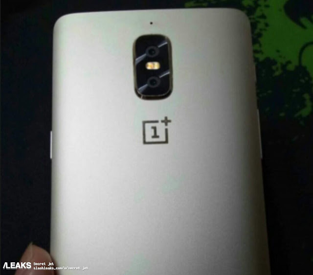 Real Life Images of the OnePlus 5 leaked again