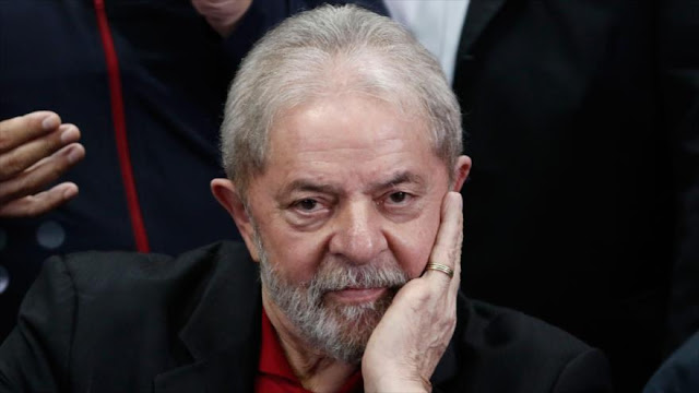Fiscalía de Brasil imputa por séptima vez a Lula por corrupción
