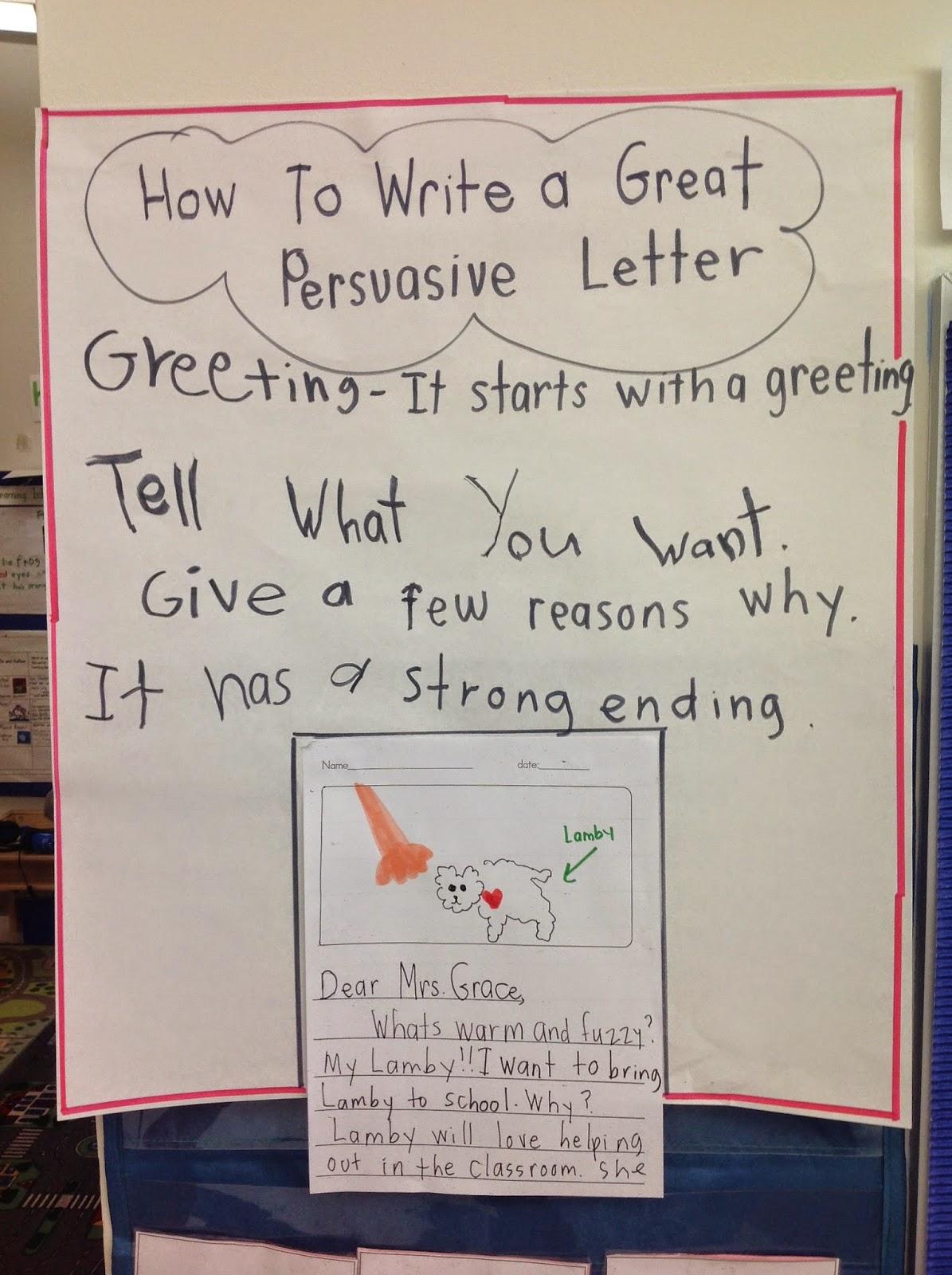 Joyful Learning In Kc Persuasive Writing