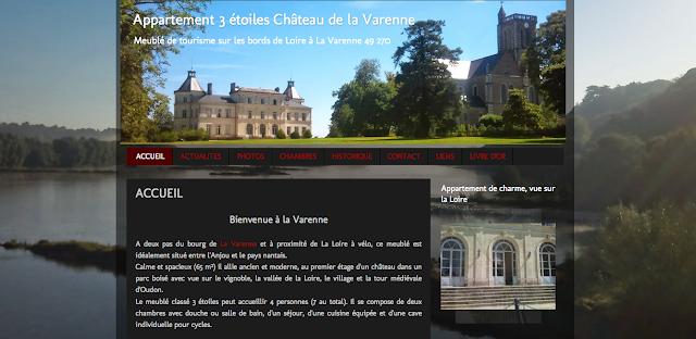 http://chateaudelavarenne49.blogspot.fr/