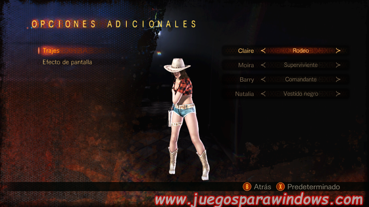 Resident Evil Revelations 2 ESPAÑOL XBOX 360 (Region FREE) (iMARS) 21