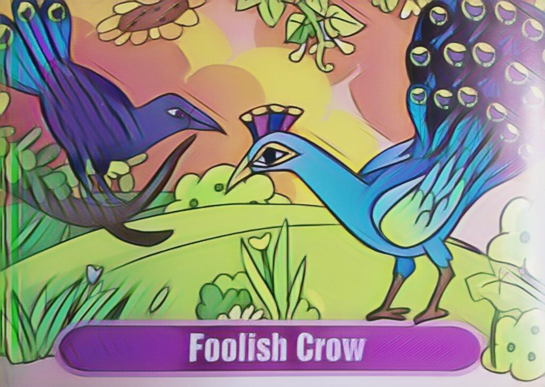 Foolish Crow moral stories | www moralstories ooo best online moral