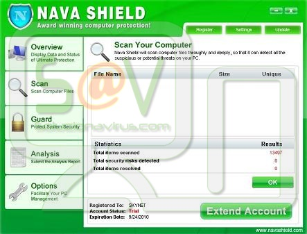 Nava Shield