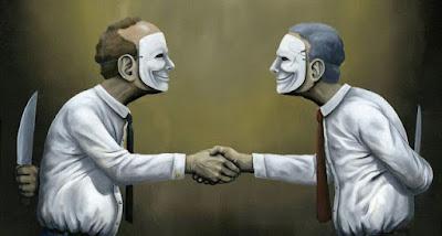 Dicas de como lidar com a falsidade humana