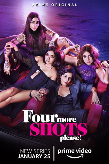 Four More Shots Please! 2019 ORG Hindi S01 E01 To 05 HDRip 720p 6