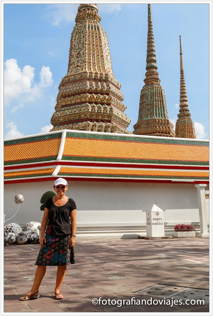 Wat Pho en Bangkok