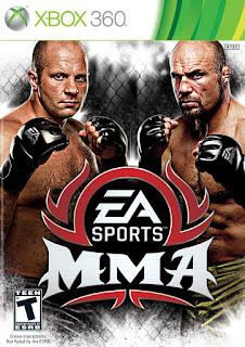 EA Sports MMA (XBOX 360) 2010