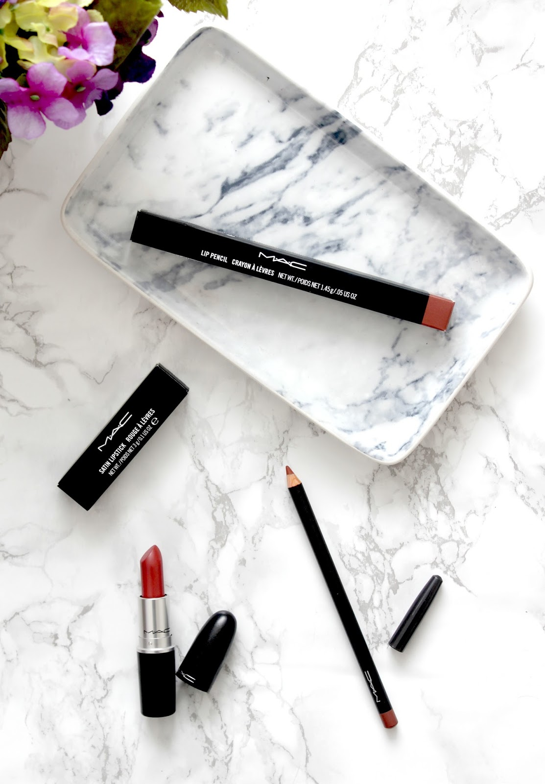 MAC Twig Lipstick & Spice Lip Liner