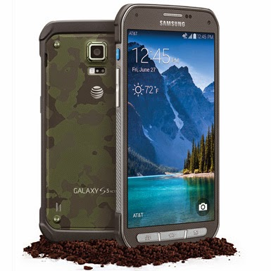 Samsung Galaxy S5 Active receives Android 4.4.4 update