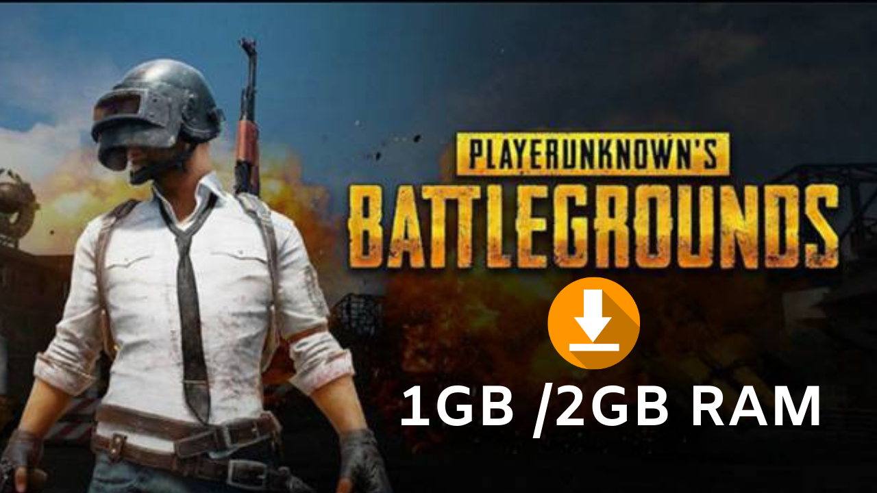 2 TRICKS] How To Play PUBG Mobile In 1GB/2GB RAM | 2 SECRET