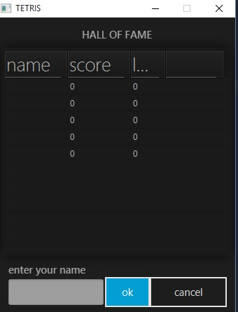 speedysoft: tetris game with javafx
