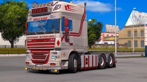 DAF XF 105 by Stanley