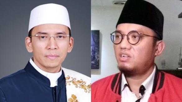 Dahnil Anzar Angkat Bicara soal Isu TGB akan Dicoret dari Daftar Capres PA 212 karena Dukung Jokowi