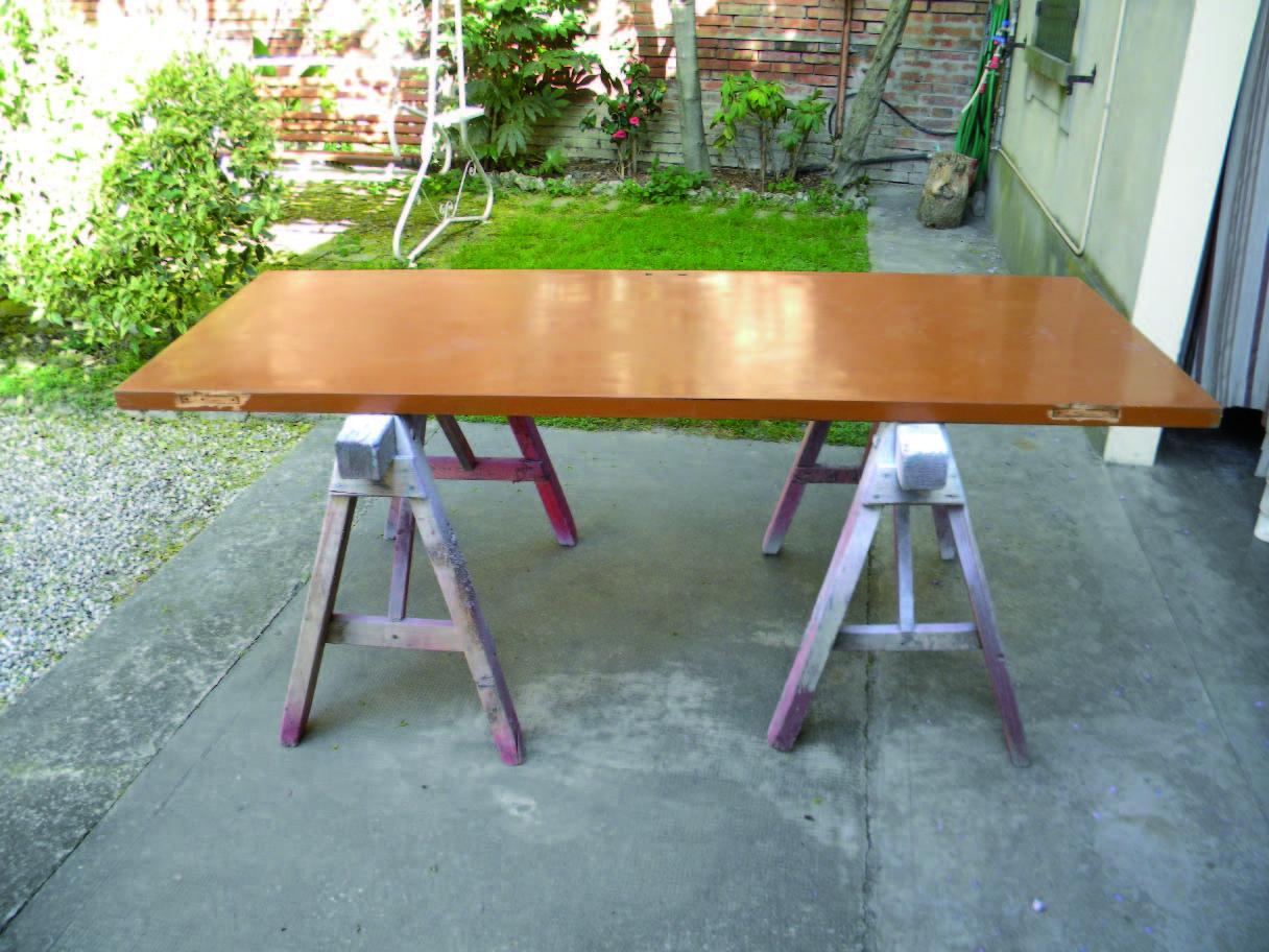 Come Realizzare Un Tavolo Da Giardino.Costruire Un Tavolo Da Giardino Good Una Casa Da Costruire Con