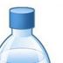 أحمي كيس السكر من النمل بعمل غطاء له من زجاجه الماء الفارغه