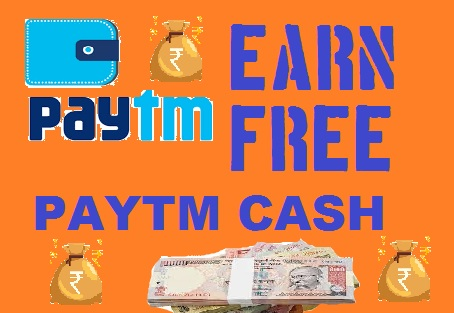 How to earn daily 1000rs Paytm cash new trick 2019 - Cyber Tech