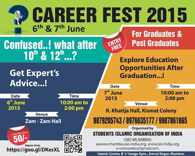 Career Fest - 2015