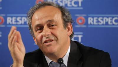 Did Blatter pay off Platini?