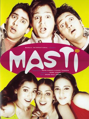 Masti (2004) Movie Poster