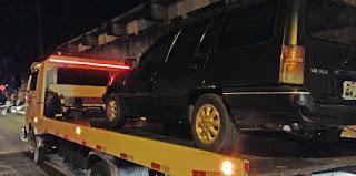 Guarda Municipal de Araçatuba recolhe 73 veículos durante a Expô