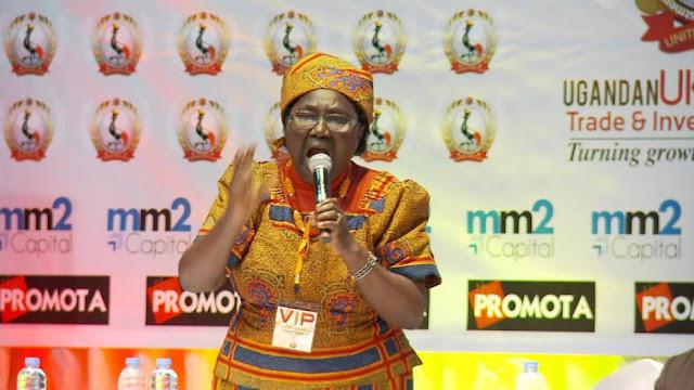 Hon. Cecilia Ogwal