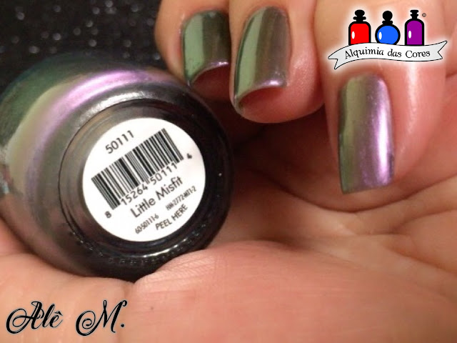 Morgan Taylor, Little Misfit, Duochrome, DRK Nails, DRK Seasons, La Femme, Branco Neon, Extra Black DRK Nails, Alê M.
