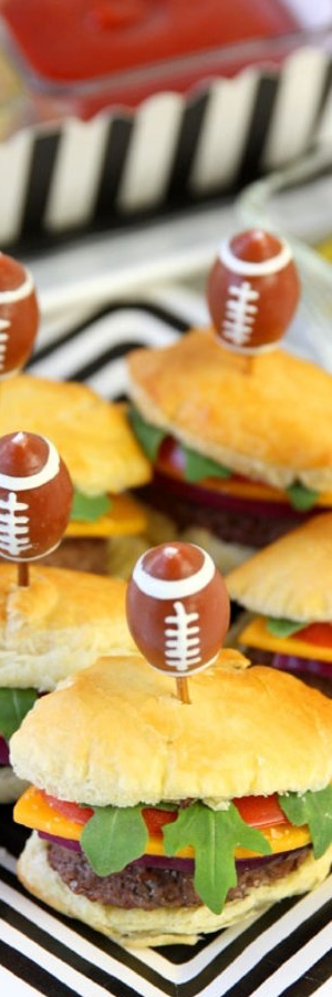 FOOTBALL SLIDERS