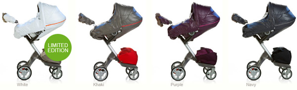 2010 Stokke Xplory Winter Kits