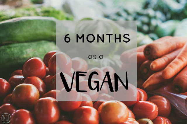 My General Life - 6 Months as a Vegan