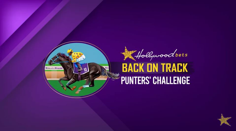 Back On Track Punters Challenge - Hollywoodbets