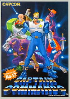Captain Commando ( Arcade )