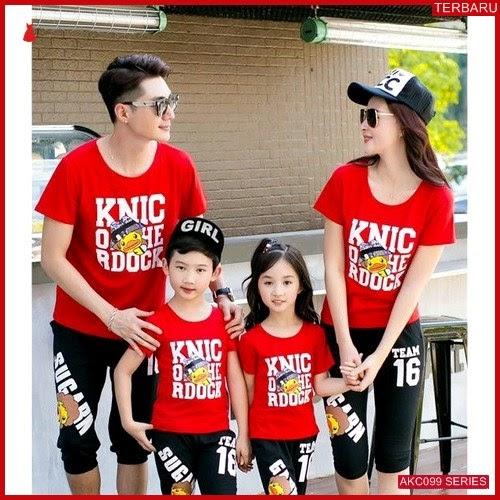 AKC099K130 Kaos Couple Baju Anak 099K130 Keluarga Family BMGShop