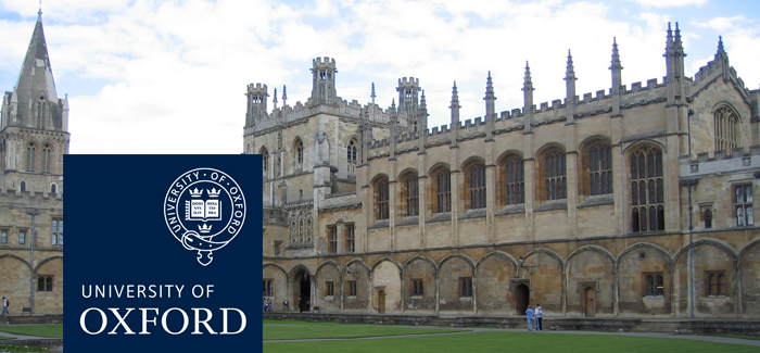 universitas di luar negeri, oxford university