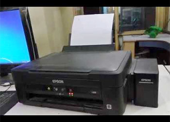 Epson L220 Light Blinking Solution Driver And Resetter For Epson Printer