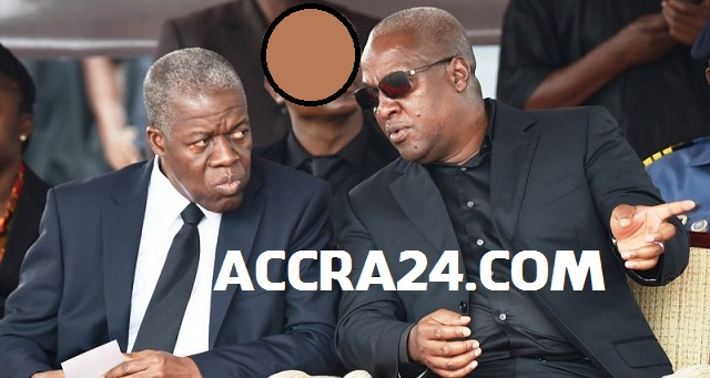 Mahama-Amissah-Arthur partnership is very solid - Allotey Jacobs