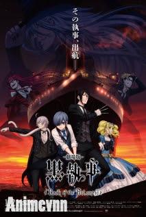 Kuroshitsuji Movie: Book of the Atlantic -  2017 Poster