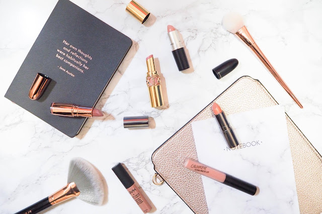 Best Nude lipsticks for Pale Skin