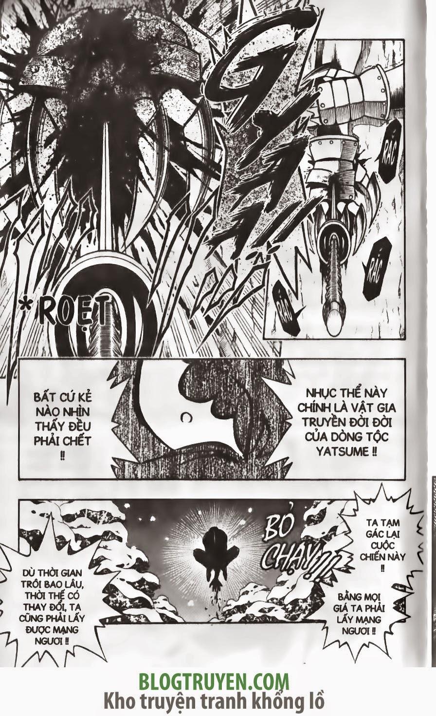 Rurouni Kenshin chap 177 trang 12