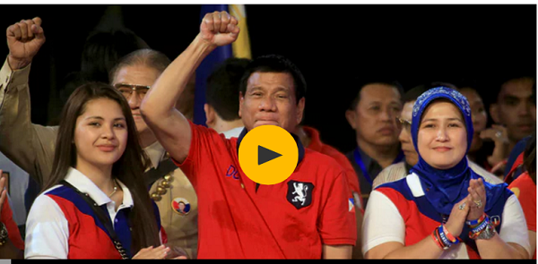 Philippines president calls  Obama 'son of a whore'