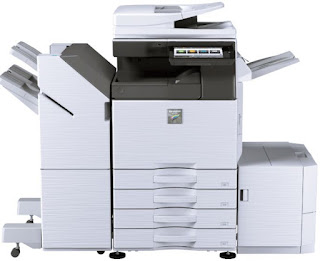 Sharp MX-M6070 Printer Driver Downloads - Windows, Mac, Linux