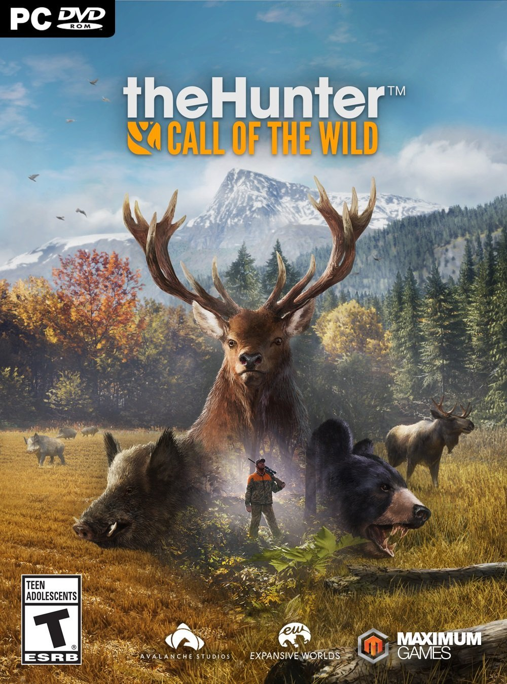 TheHunter Call Of The Wild ESPAÑOL PC